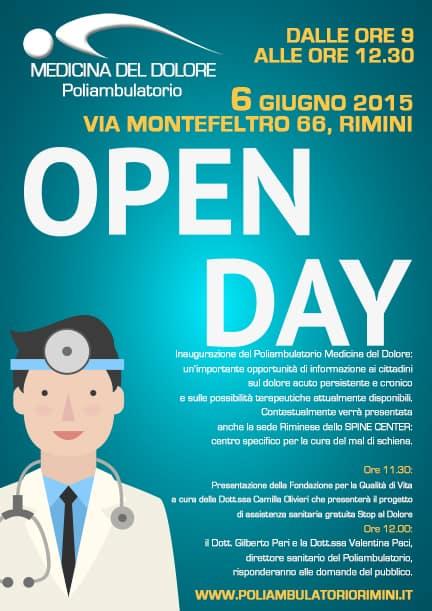 Open Day Poliambulatorio Rimini