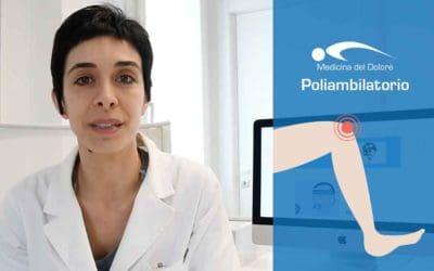 Il ginocchio e le patologie ad esso correlate, Poliambulatorio di Rimini